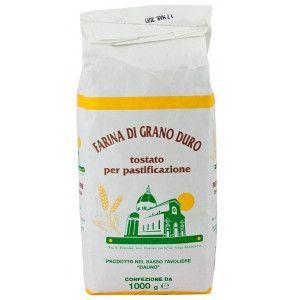 Farina di grano arso (bruciato) pugliese