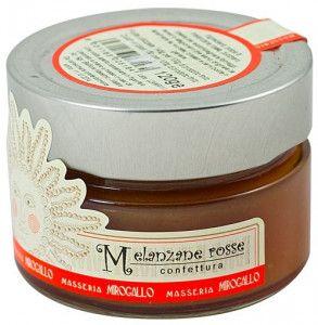 Confettura di Melanzane Rosse 120 gr.