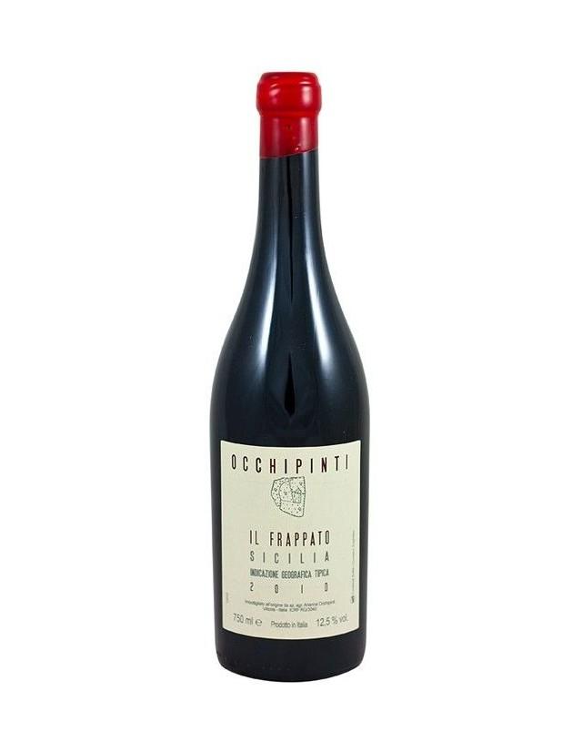 Vino rosso biodinamico uve Frappato Triple A