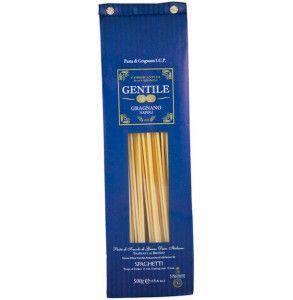 Spaghetti di Gragnano IGP del Pastificio Gentile