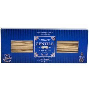 Lo spaghettone più famoso d'Italia, quello del pastificio Gentile di Gragnano