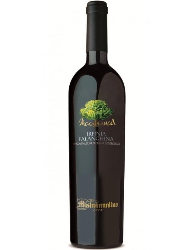 Vino bianco Falanghina doc della Campania