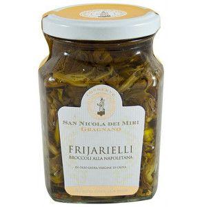 Friarielli alla Napoletana in olio extravergine