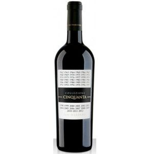 Vino rosso da uve negroamaro e primitivo prodotto da Feudi San Marzano