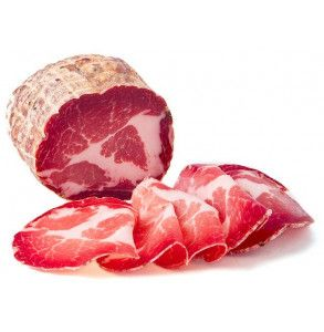 Capocollo di Martina Franca presidio Slow Food - Salumificio Santoro