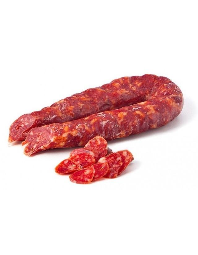 Salsiccia Lucanica piccante senza conservanti