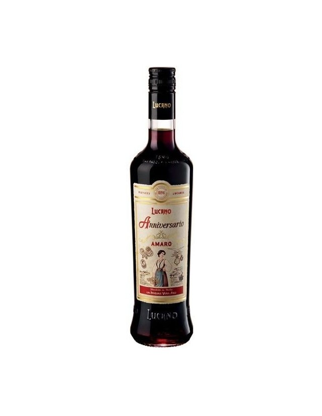 Anniversario da 1 litro, liquore tipico lucano