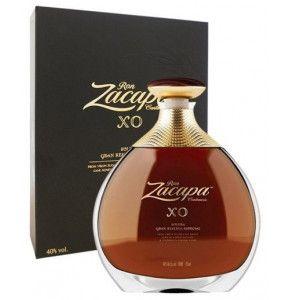 Rum Zacapa invecchiato 25 anni astucciato