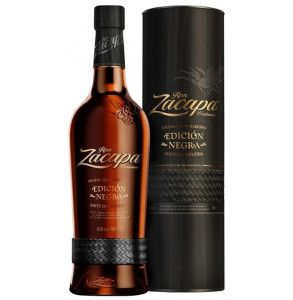 Rum Ediciòn Negra da non confondere con la vechia etiqueta negra