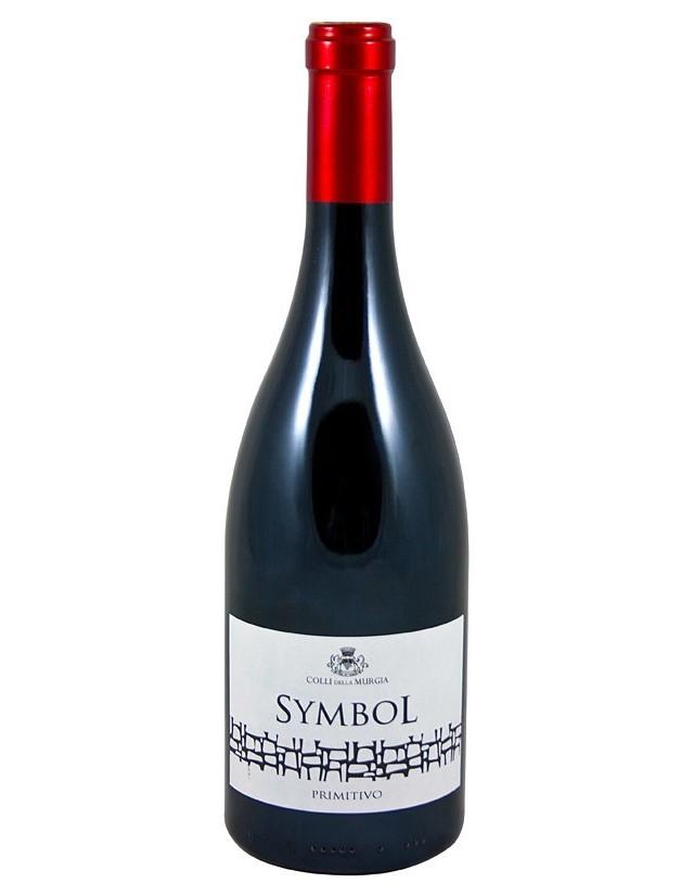 Vino rosso primitivo Symbol Colli della Murgia
