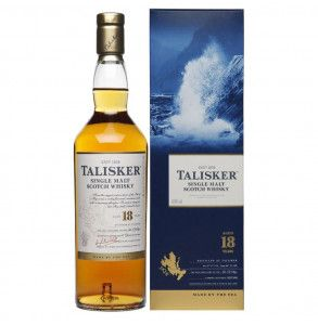 Scotch Whisky Single Malt Talisker invecchiato 18 anni
