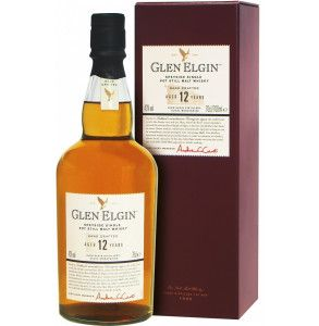 Scotch whisky blended Glen Elgin invecchiato 12 anni