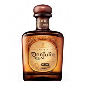 Tequila messicana invecchiata Don Julio