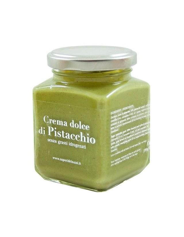 Squisita crema di pistacchio per prima colazione, una vera e propria Nutella al Pistacchio