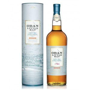 Whisky Oban Little bay astucciato