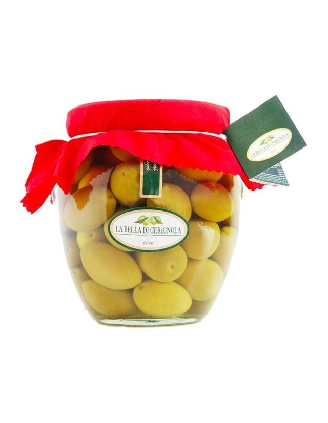 "Image of Olive Verdi Giganti ""la Bella Di Cerignola"" Dop"