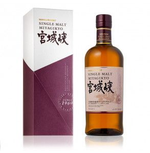 Miyagikyo Whisky single malt giapponese