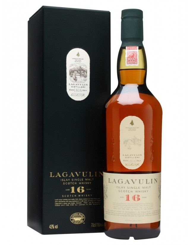 Scotch whisky single malt invecchiato 16 anni