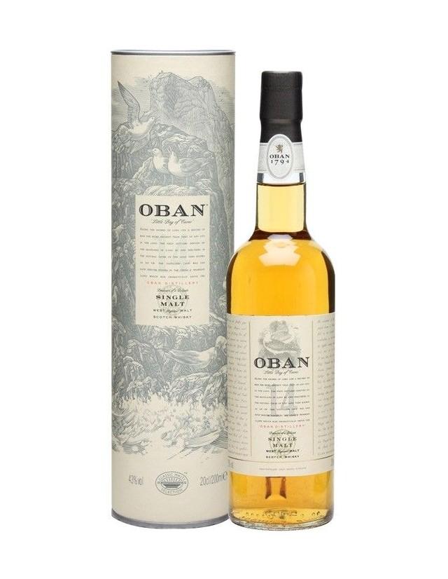 Whisky Oban 14 astucciato