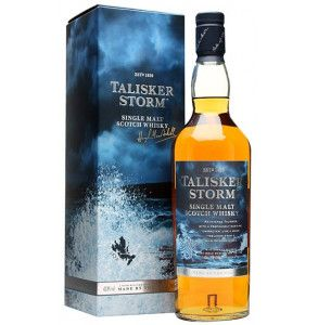Talisker Storm Single Malt in confezione regalo