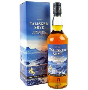 Talisker Skye Scotch Whisky Single Malt astucciato