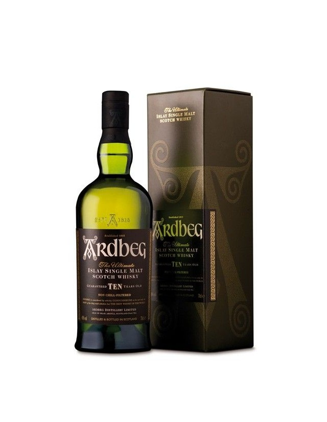 Image of Ardbeg Ten 10 Islay Single Malt