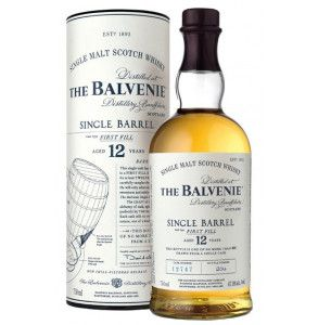 The Balvenie Single Barrel Scotch Whisky