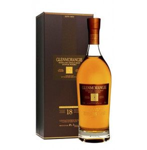 Glenmorangie 18 years old scotch whisky astucciato