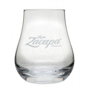 Bicchiere da rum serigrafato Zacapa
