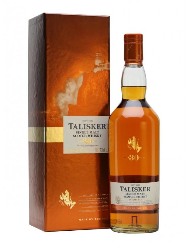 Scotch Whisky Single Malt Talisker 30