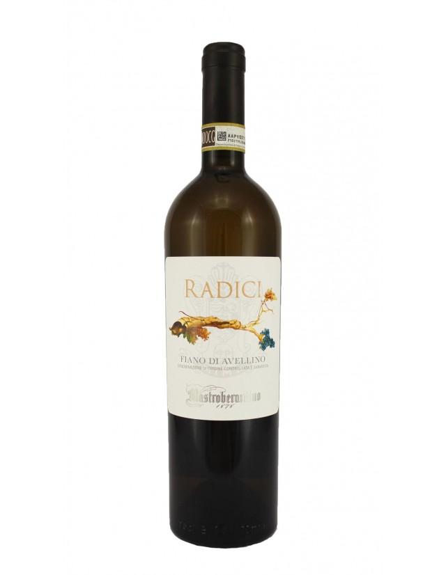 vino bianco Fiano di Avellino Radici prodotto da Mastroberardino
