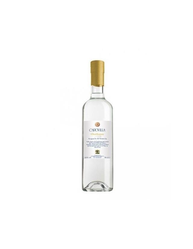 Acquavite di vinaccia (grappa) da uve Chardonnay di Vittorio Gianni Capovilla