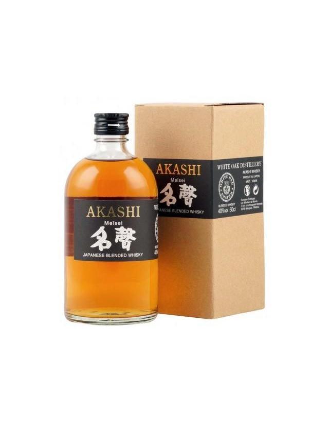 Akashi Meisei Blended Whisky giapponese