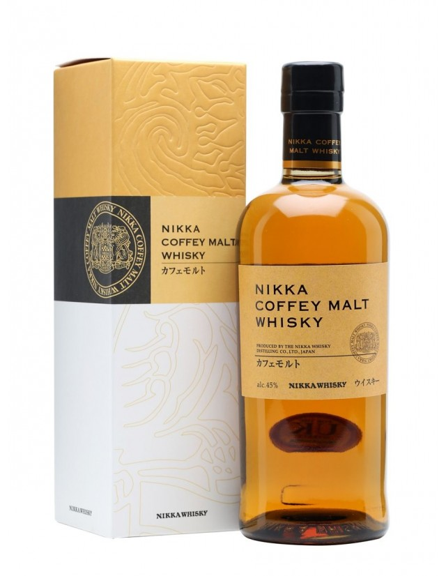 Nikka Coffey Malt single malt