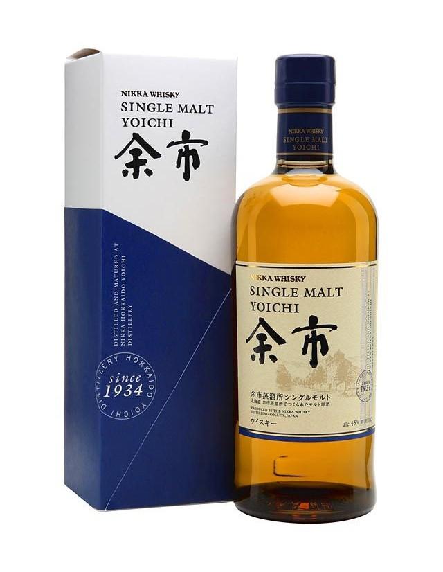 Yoichi Non Age è un Whisky single malt giapponese prodotto da Nikka