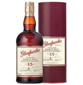 Glenfarclas 15 years old Highland Single Malt