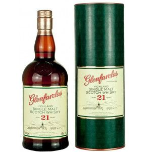 Glenfarclas 21 years old whisky single malt