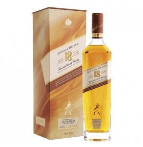 Johnnie walker 18 (ex platinum) whisky blended