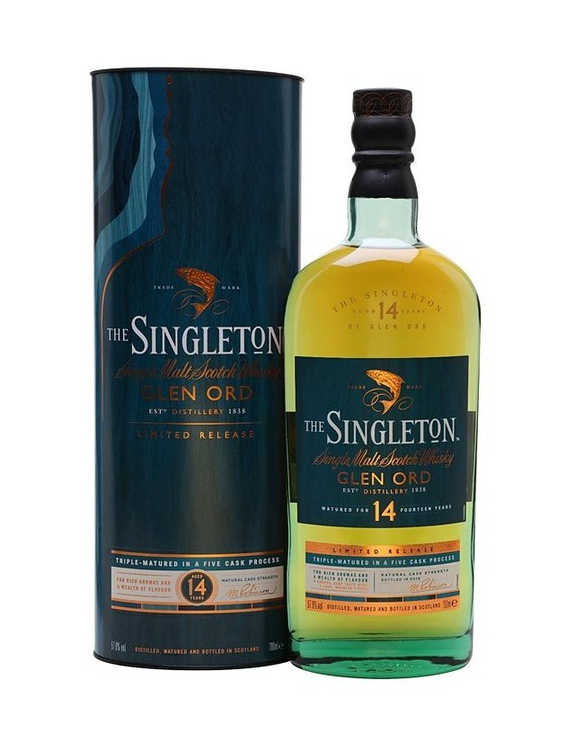 The Singleton scotch whisky delle Highland. Special Release 2018