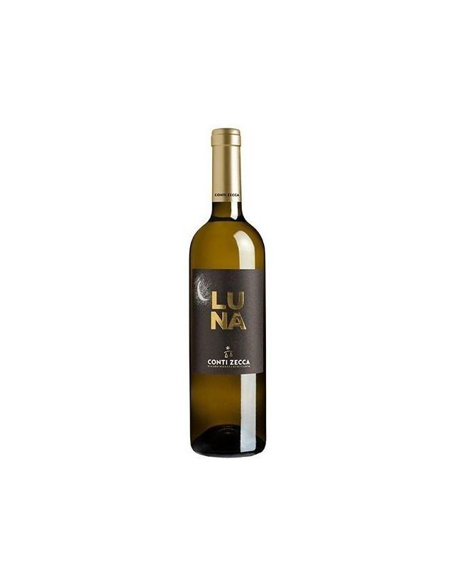 Luna è un vino bianco prodotto a Conti Zecca