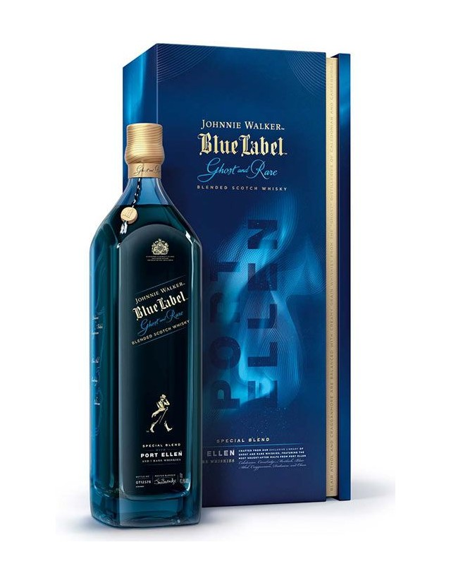 Johnnie Walker Blue Ghost and Rare Special Release Whisky
