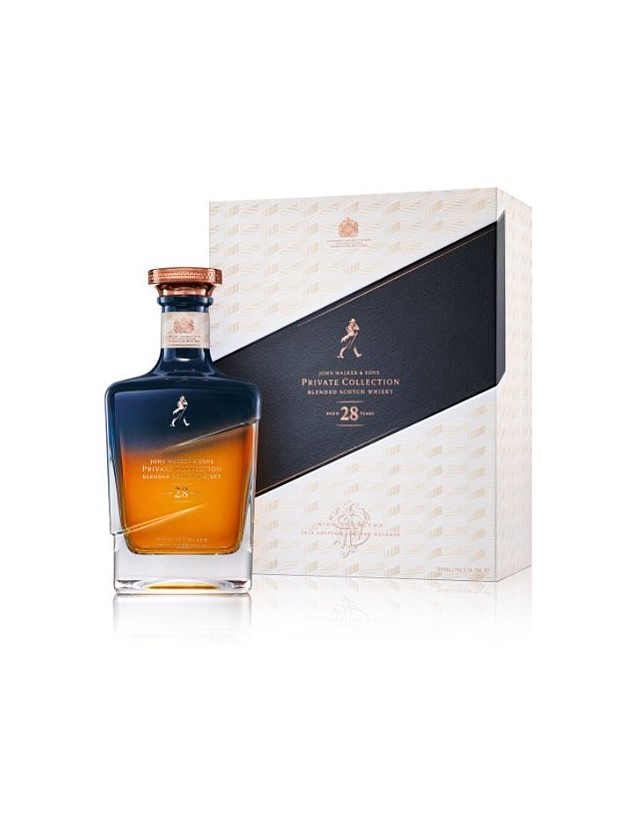 Whisky Johnnie Walker Midnight Blend 28 years old