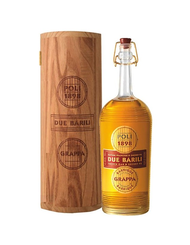 Grappa due Barili di Jacopo Poli