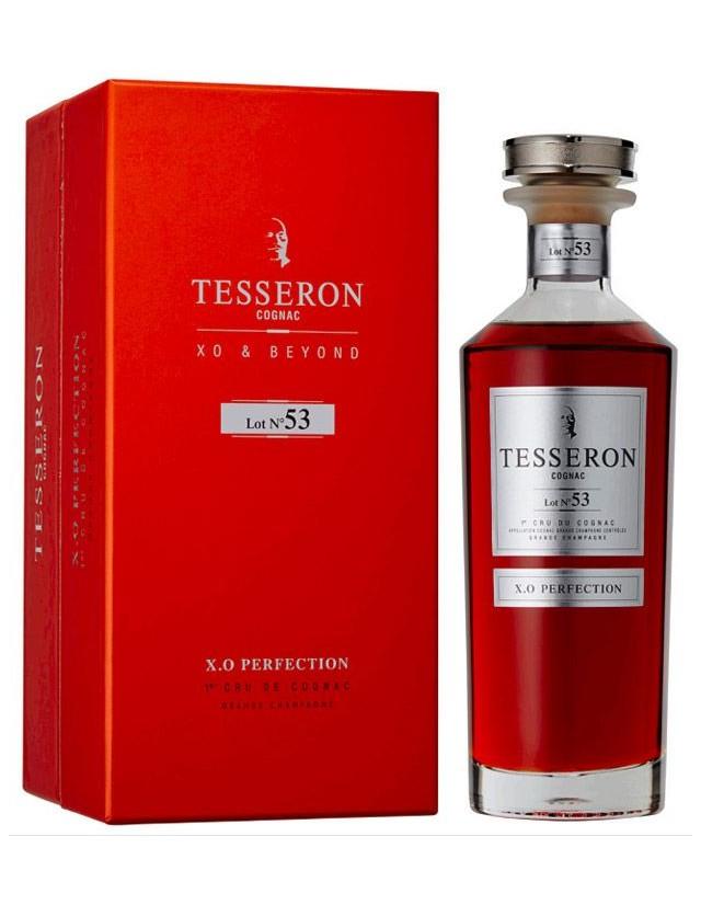 Cognac XO Perfection prodotto da Tesseron
