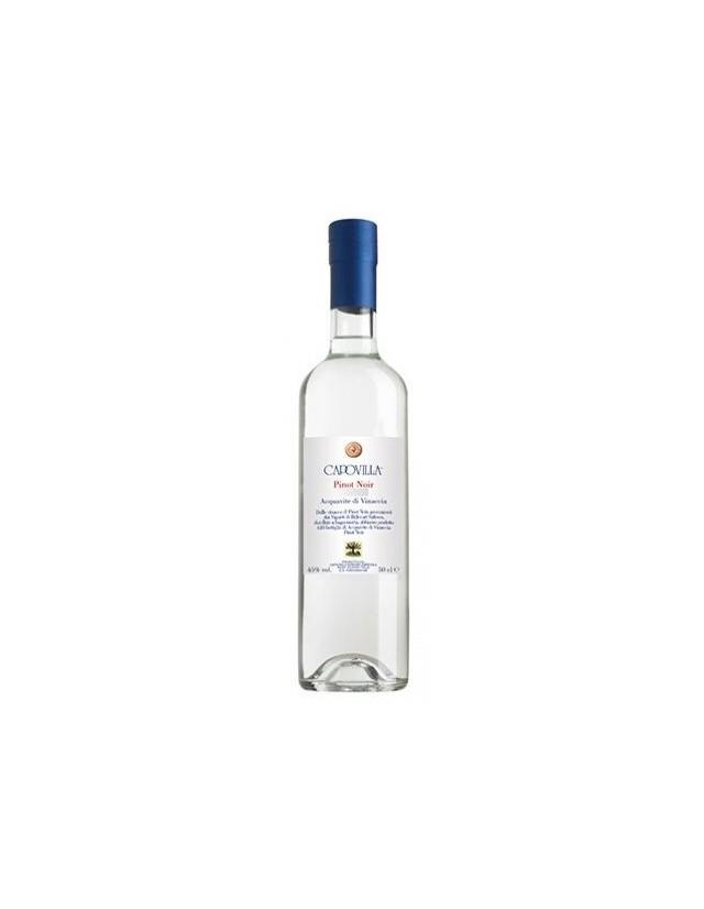 Acquavite di vinaccia di Pinot nero di Gianni Capovilla