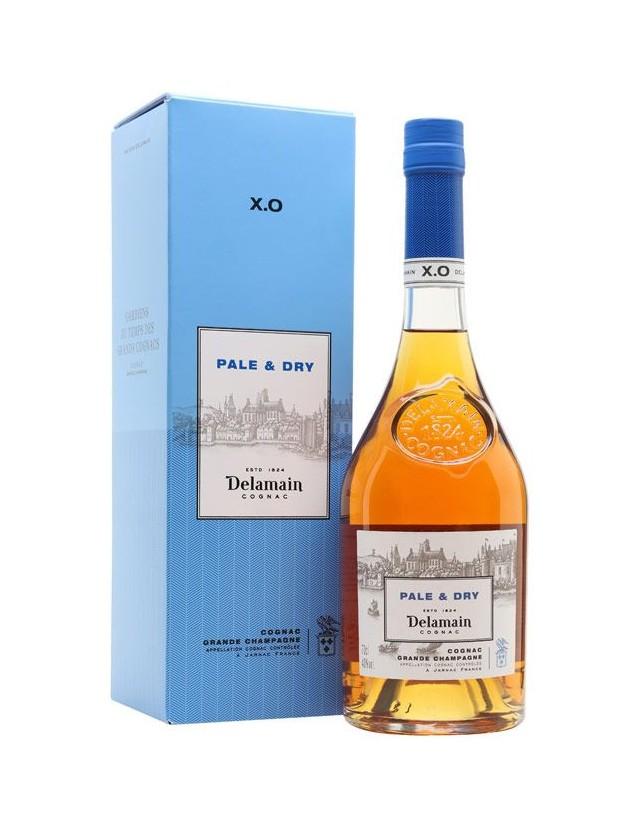 Cognac Grande Champagne Pale & Dry XO Delamain