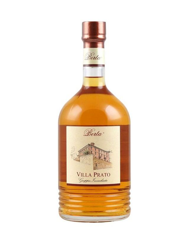 Grappa Villa Prato Berta
