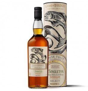Single Malt Whisky The Singleton of Glendullan Select limited edition Games of Thrones