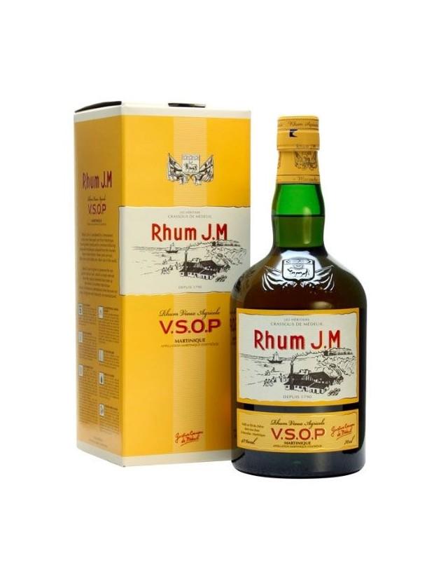 Rhum JM VSOP della Martinica