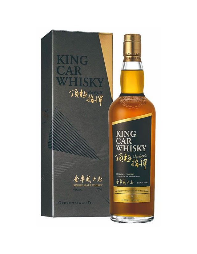 King Car Kavalan Whisky Single Malt